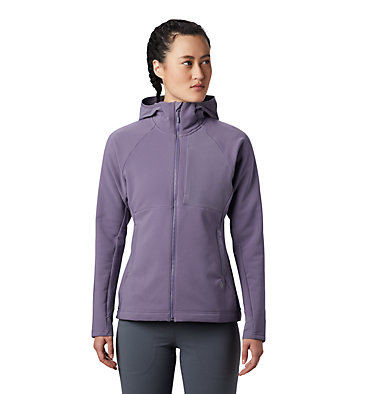 Chandail à capuchon Keele™ Femme Keele™ Hoody | 324 | L, Dusted Sky, front