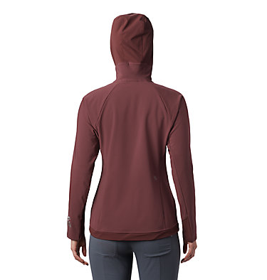Women's Keele™ Hoody Keele™ Hoody | 324 | L, Washed Raisin, back