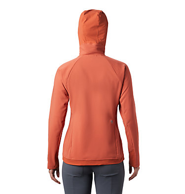 Women's Keele™ Hoody Keele™ Hoody | 324 | L, Dark Clay, back
