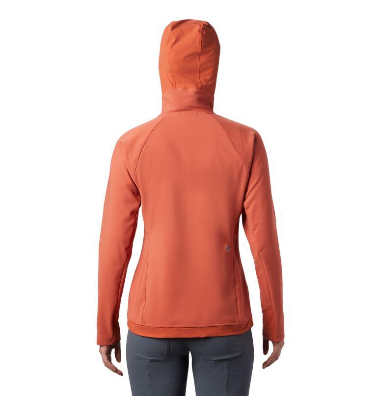 Keele™ Hoody | 840 | L Women's Keele™ Hoody, Dark Clay, back
