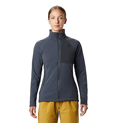 Women's Keele™ Full Zip Jacket Keele™ Full Zip Jacket | 324 | L, Dark Storm, front