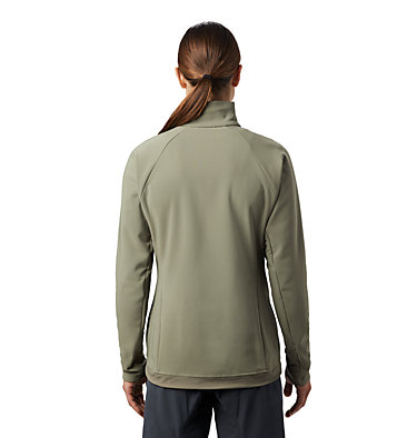 Women's Keele™ Full Zip Jacket Keele™ Full Zip Jacket | 324 | L, Light Army, back