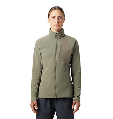 Women's Keele™ Full Zip Jacket Keele™ Full Zip Jacket | 324 | L, Light Army, front