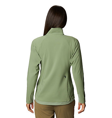 Women's Keele™ Full Zip Jacket Keele™ Full Zip Jacket | 324 | L, Field, back