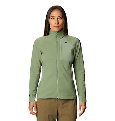 Women's Keele™ Full Zip Jacket Keele™ Full Zip Jacket | 324 | L, Field, front