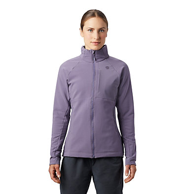 Women's Keele™ Full Zip Jacket Keele™ Full Zip Jacket | 324 | L, Dusted Sky, front