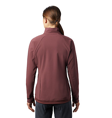 Women's Keele™ Full Zip Jacket Keele™ Full Zip Jacket | 324 | L, Washed Raisin, back