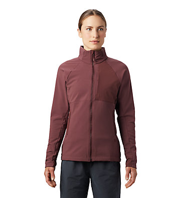 Women's Keele™ Full Zip Jacket Keele™ Full Zip Jacket | 324 | L, Washed Raisin, front