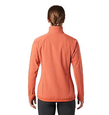 Women's Keele™ Full Zip Jacket Keele™ Full Zip Jacket | 324 | L, Dark Clay, back
