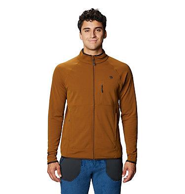 Men's Norse Peak Full Zip Jacket Norse Peak M Full Zip Jacket   233   L, Golden Brown, front