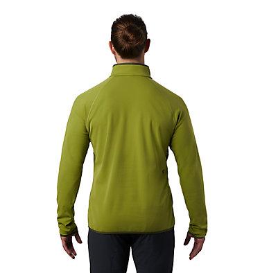 Men's Norse Peak Half Zip Pullover Norse Peak Half Zip Pullover   306   L, Just Green, back