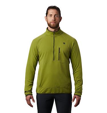 Men's Norse Peak Half Zip Pullover Norse Peak Half Zip Pullover   306   L, Just Green, front