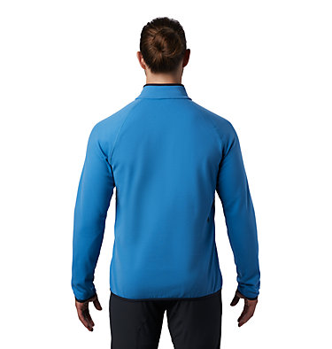 Men's Norse Peak Half Zip Pullover Norse Peak™ 1/2 Zip Pullover | 451 | S, Deep Lake, back
