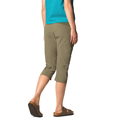 Women's Dynama™ X Capri Pant Dynama™ X Capri | 004 | S, Light Army, back