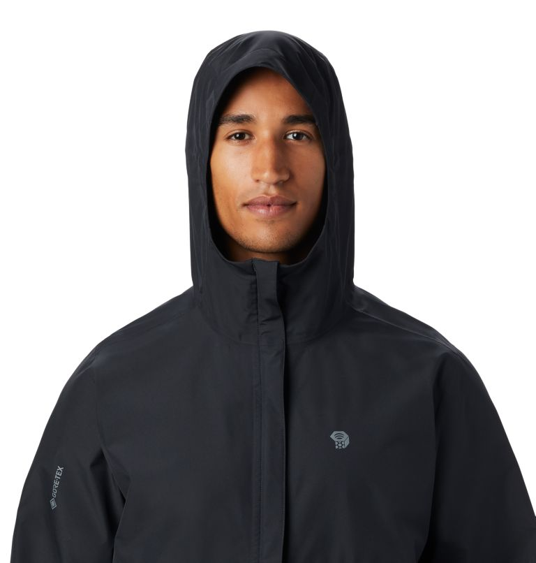 Exposure/2™ Gore-Tex® Paclite Jacket | 004 | L Men's Exposure/2™ Gore-Tex® Paclite® Jacket, Dark Storm, a1
