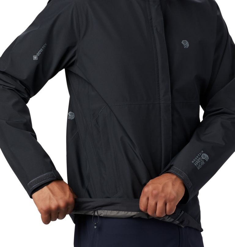 Exposure/2™ Gore-Tex® Paclite Jacket | 004 | L Men's Exposure/2™ Gore-Tex® Paclite® Jacket, Dark Storm, a3