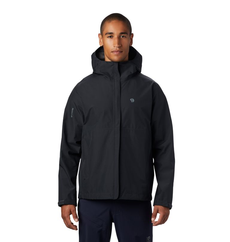 Exposure/2™ Gore-Tex® Paclite Jacket | 004 | L Men's Exposure/2™ Gore-Tex® Paclite® Jacket, Dark Storm, front