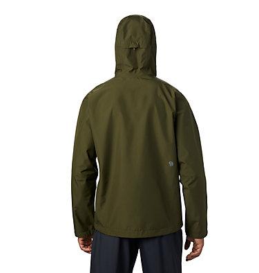 Men's Exposure/2™ Gore-Tex® Paclite® Jacket Exposure/2™ Gore-Tex Paclite® Jacket   303   L, Dark Army, back