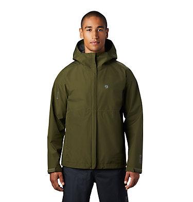 Men's Exposure/2™ Gore-Tex® Paclite® Jacket Exposure/2™ Gore-Tex Paclite® Jacket   303   L, Dark Army, front