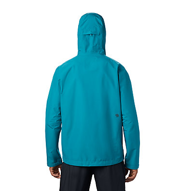 Men's Exposure/2™ Gore-Tex® Paclite® Jacket Exposure/2™ Gore-Tex Paclite® Jacket | 303 | L, Vivid Teal, back