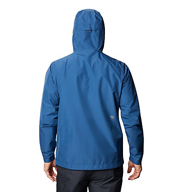 Men's Exposure/2™ Gore-Tex® Paclite® Jacket Exposure/2™ Gore-Tex Paclite® Jacket | 303 | L, Blue Horizon, back