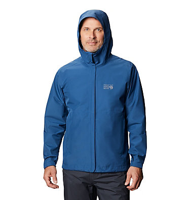 Men's Exposure/2™ Gore-Tex® Paclite® Jacket Exposure/2™ Gore-Tex Paclite® Jacket | 303 | L, Blue Horizon, front