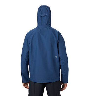Men's Exposure/2™ Gore-Tex® Paclite® Jacket Exposure/2™ Gore-Tex Paclite® Jacket | 303 | L, Better Blue, back