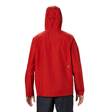 Men's Exposure/2™ Gore-Tex® Paclite® Jacket Exposure/2™ Gore-Tex Paclite® Jacket | 303 | L, Desert Red, back