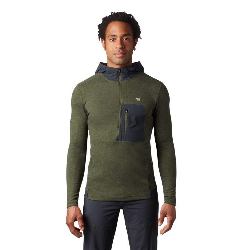 Mountain Hardwear Men's Cragger/2 Half-Zip Hoody
