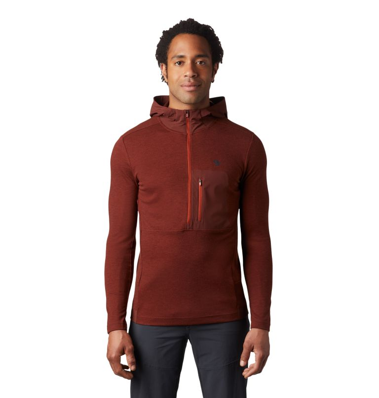 Cragger/2™ Hoody | 801 | M Men's Cragger/2™ Hoody, Rusted, front