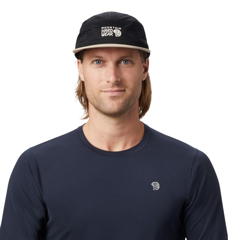 MHW Logo™ Camp Hat | 010 | O/S MHW Logo™ Camp Hat, Black, front