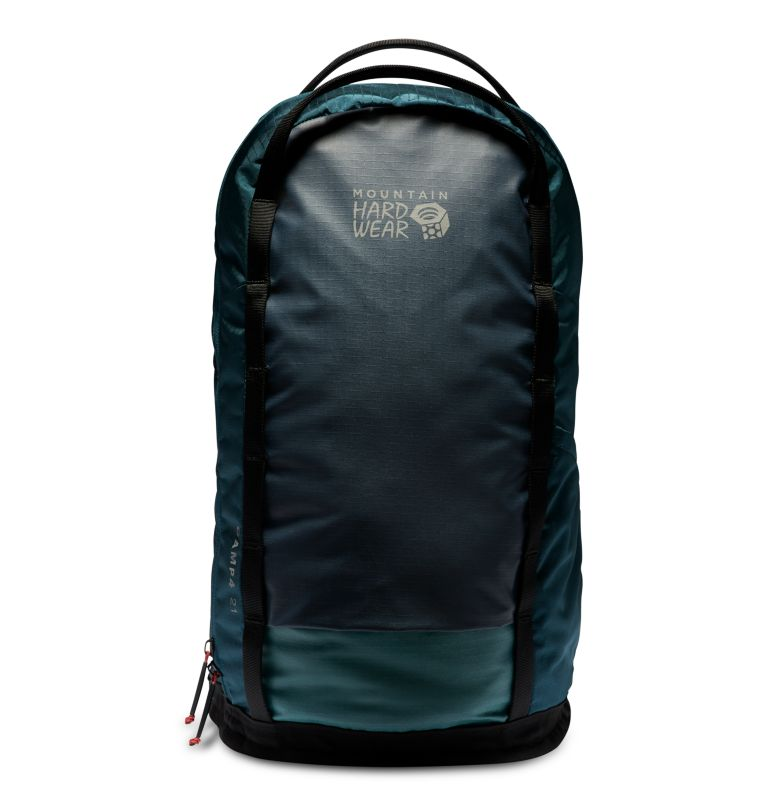 Camp 4™ 21 Backpack   448   R Camp 4™ 21 Backpack, Washed Turq, Multi, front
