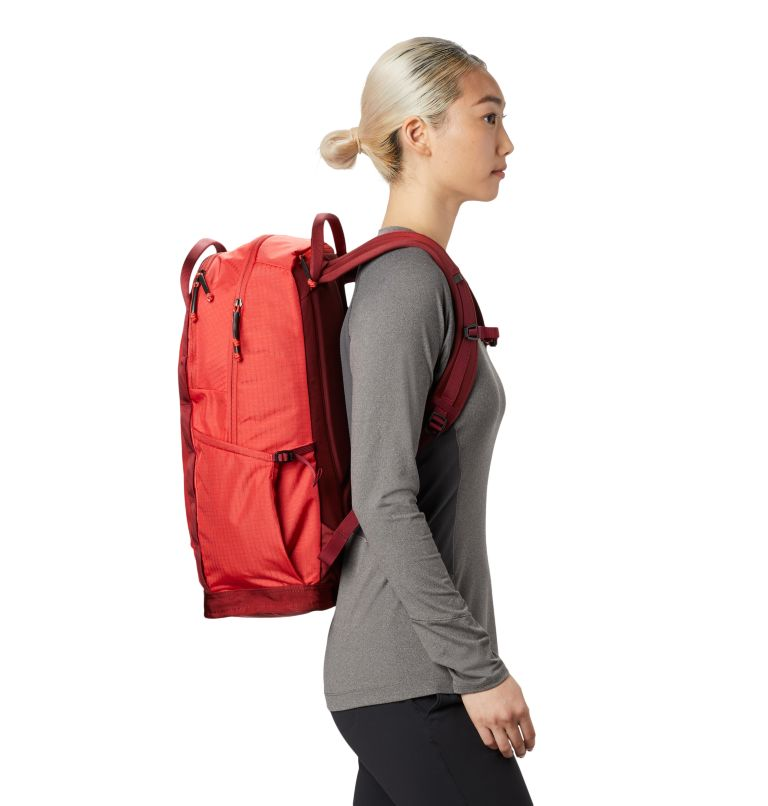 Camp 4™ 28 W Backpack | 635 | R Women's Camp 4™ 28 Backpack, Dark Salmon, a1