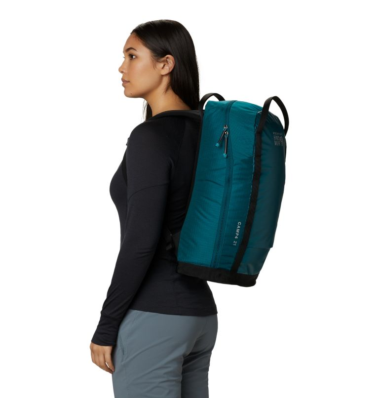 Camp 4™ 21 W Backpack | 468 | R Women's Camp 4™ 21 Backpack, Dive, a1