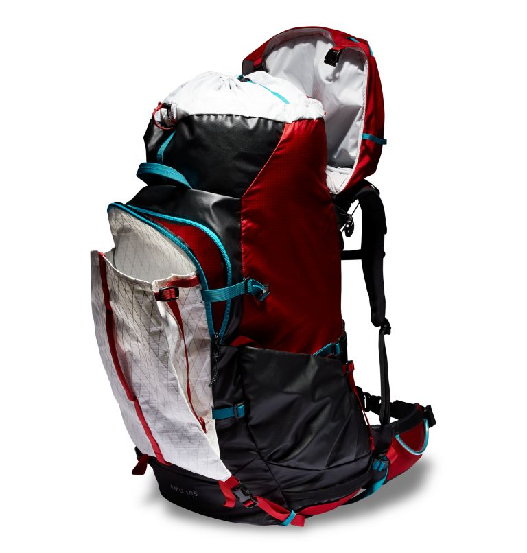 AMG™ 105 Backpack | 675 | M/L AMG™ 105 Backpack, Alpine Red, a3