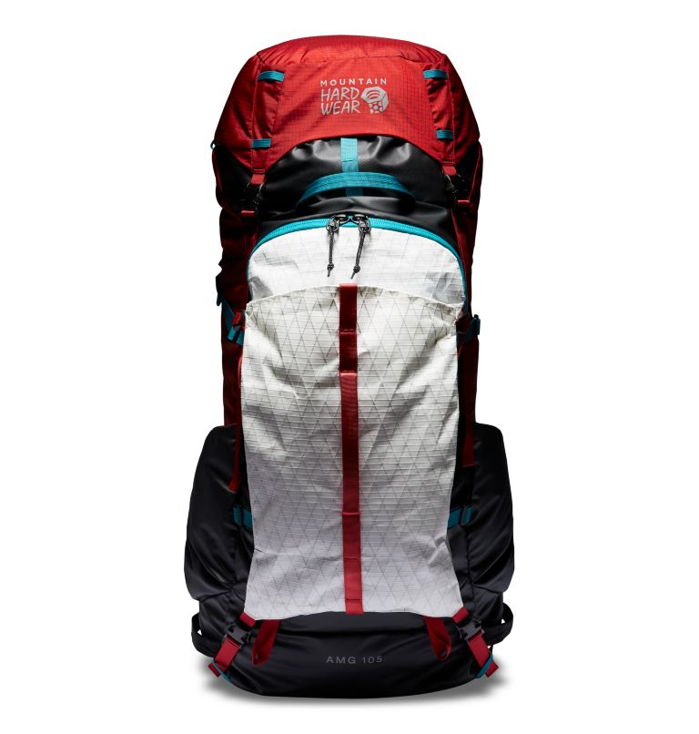 AMG™ 105 Backpack | 675 | M/L AMG™ 105 Backpack, Alpine Red, front