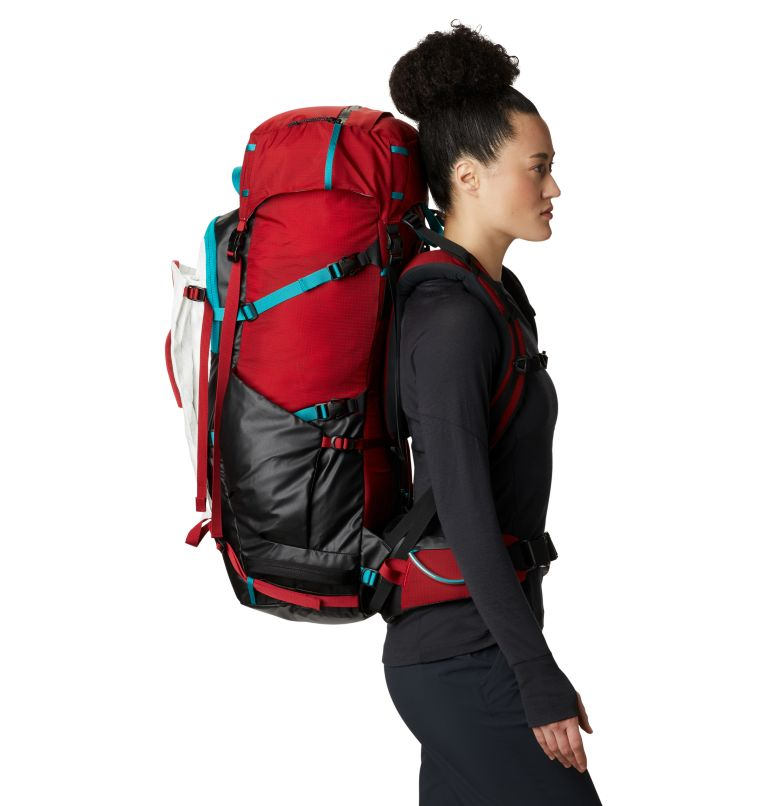 AMG™ 55 Backpack | 675 | S/M AMG™ 55 Backpack, Alpine Red, a1