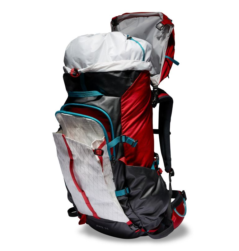 AMG™ 55 Backpack | 675 | S/M AMG™ 55 Backpack, Alpine Red, a3