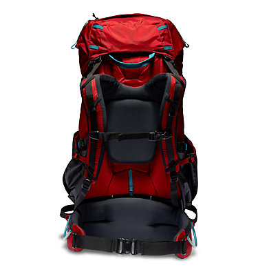 AMG™ 55 Backpack AMG™ 55 Backpack | 675 | M/L, Alpine Red, back