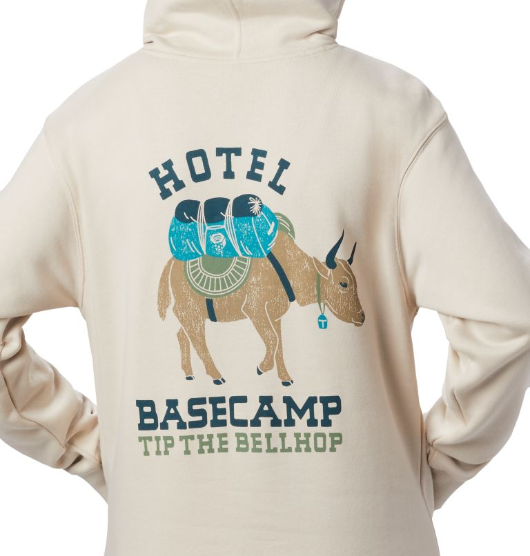 Hotel Basecamp™ Pullover Hoody | 164 | L Women's Hotel Basecamp™ Pullover Hoody, Lightlands, a2