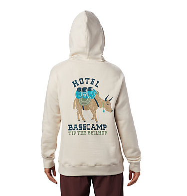 Women's Hotel Basecamp™ Pullover Hoody Hotel Basecamp™ Pullover Hoody | 324 | L, Lightlands, back