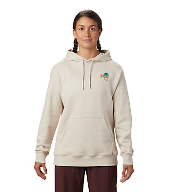Women's Hotel Basecamp™ Pullover Hoody Hotel Basecamp™ Pullover Hoody | 324 | L, Lightlands, front
