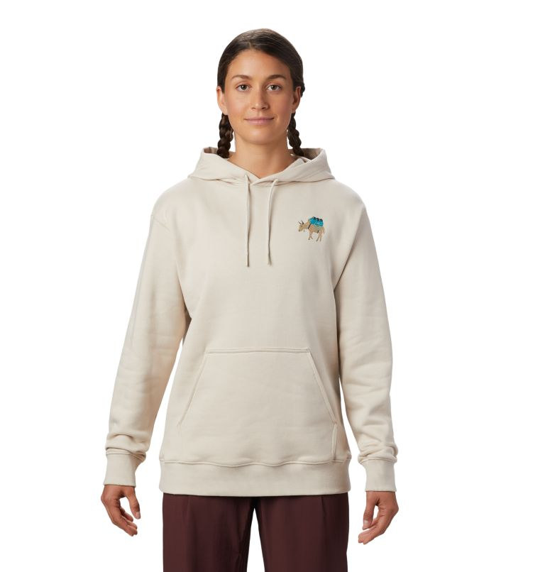 Hotel Basecamp™ Pullover Hoody | 164 | L Women's Hotel Basecamp™ Pullover Hoody, Lightlands, front