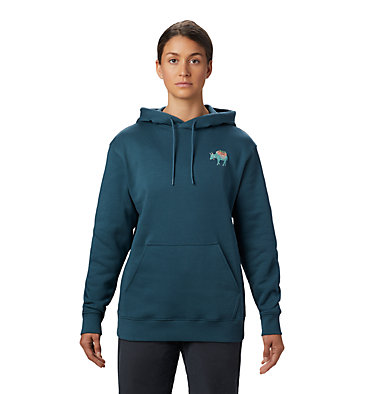 Women's Hotel Basecamp™ Pullover Hoody Hotel Basecamp™ Pullover Hoody | 324 | L, Icelandic, front