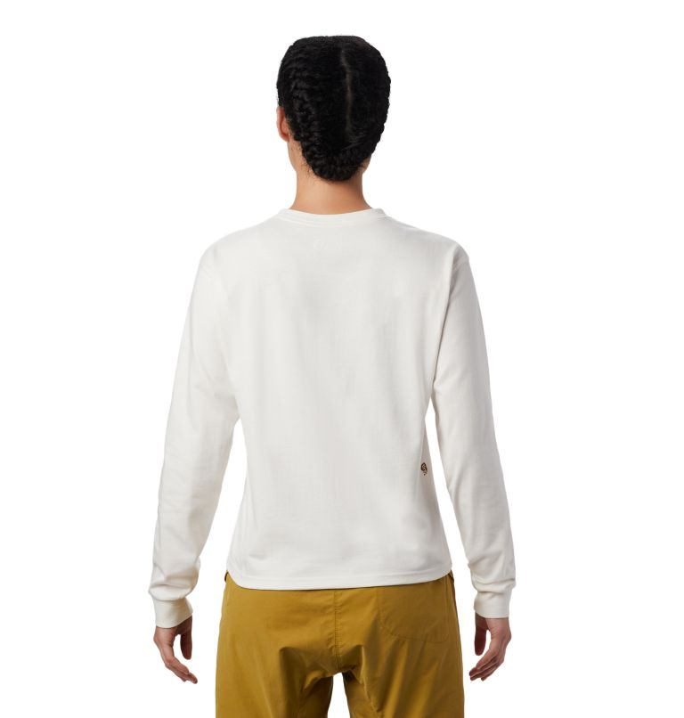 Hotel Basecamp™ Long Sleeve T | 104 | S Women's Hotel Basecamp™ Long Sleeve T-Shirt, Cotton, back