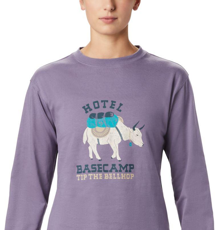 Women's Hotel Basecamp™ Long Sleeve T-Shirt Women's Hotel Basecamp™ Long Sleeve T-Shirt, a2