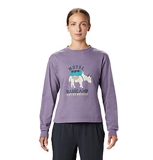 Women's Hotel Basecamp™ Long Sleeve T-Shirt