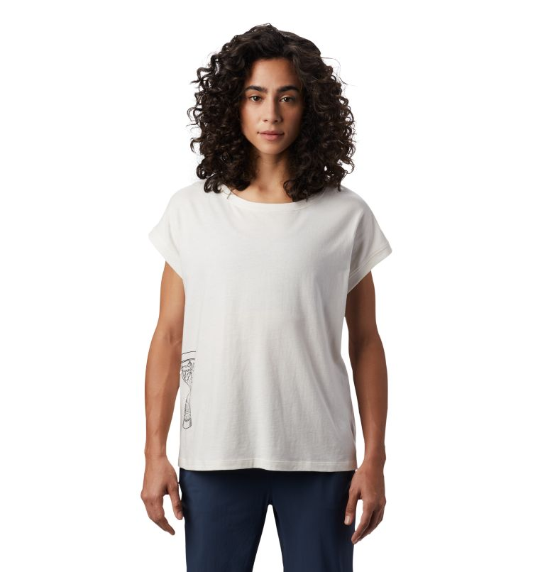 Mtn & Sea Hourglass™ Short Sleeve T | 104 | XL Women's Mtn & Sea Hourglass™ Short Sleeve T-Shirt, Cotton, front