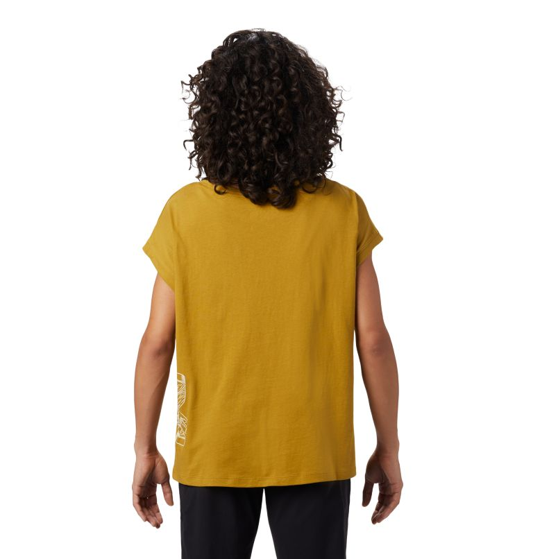 Mtn & Sea Hourglass™ Short Sleeve T | 236 | L Women's Mtn & Sea Hourglass™ Short Sleeve T-Shirt, Dark Bolt, back