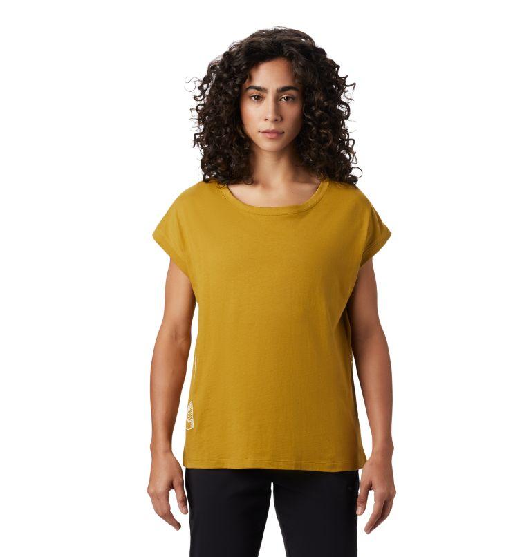 Mtn & Sea Hourglass™ Short Sleeve T | 236 | L Women's Mtn & Sea Hourglass™ Short Sleeve T-Shirt, Dark Bolt, front